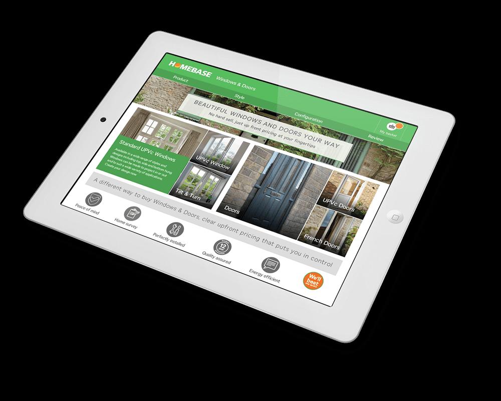 Homebase app
