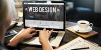 designer optimising site for content marketing